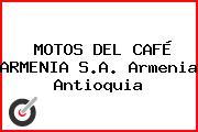MOTOS DEL CAFÉ ARMENIA S.A. Armenia Antioquia