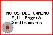 MOTOS DEL CAMINO E.U. Bogotá Cundinamarca