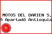 MOTOS DEL DARIEN S. A Apartadó Antioquia