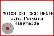 MOTOS DEL OCCIDENTE S.A. Pereira Risaralda