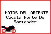 MOTOS DEL ORIENTE Cúcuta Norte De Santander