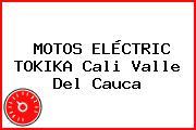 MOTOS ELÉCTRIC TOKIKA Cali Valle Del Cauca