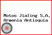 Motos Jialing S.A. Armenia Antioquia