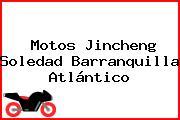 Motos Jincheng Soledad Barranquilla Atlántico
