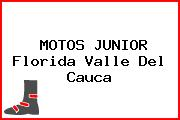 MOTOS JUNIOR Florida Valle Del Cauca