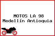 MOTOS LA 98 Medellín Antioquia