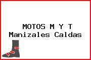 MOTOS M Y T Manizales Caldas