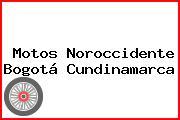 Motos Noroccidente Bogotá Cundinamarca