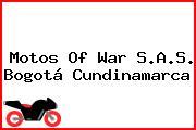 Motos Of War S.A.S. Bogotá Cundinamarca
