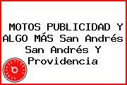 MOTOS PUBLICIDAD Y ALGO MÁS San Andrés San Andrés Y Providencia