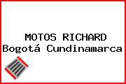 MOTOS RICHARD Bogotá Cundinamarca