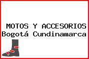 MOTOS Y ACCESORIOS Bogotá Cundinamarca