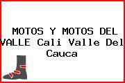 MOTOS Y MOTOS DEL VALLE Cali Valle Del Cauca
