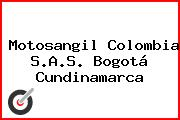 Motosangil Colombia S.A.S. Bogotá Cundinamarca