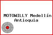 MOTOWILLY Medellín Antioquia