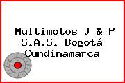 Multimotos J & P S.A.S. Bogotá Cundinamarca