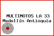 MULTIMOTOS LA 33 Medellín Antioquia