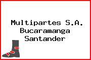 Multipartes S.A. Bucaramanga Santander