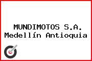 MUNDIMOTOS S.A. Medellín Antioquia