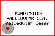 MUNDIMOTOS VALLEDUPAR S.A. Valledupar Cesar