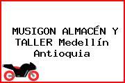 MUSIGON ALMACÉN Y TALLER Medellín Antioquia