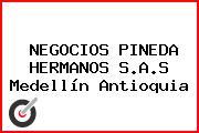 NEGOCIOS PINEDA HERMANOS S.A.S Medellín Antioquia