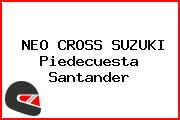 NEO CROSS SUZUKI Piedecuesta Santander