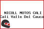 NICOLL MOTOS CALI Cali Valle Del Cauca