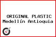ORIGINAL PLASTIC Medellín Antioquia