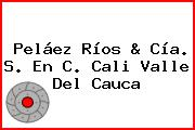 Peláez Ríos & Cía. S. En C. Cali Valle Del Cauca