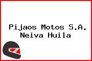Pijaos Motos S.A. Neiva Huila