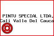 PINTU SPECIAL LTDA. Cali Valle Del Cauca