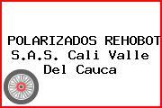 POLARIZADOS REHOBOT S.A.S. Cali Valle Del Cauca