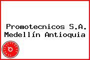 Promotecnicos S.A. Medellín Antioquia
