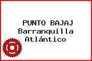 PUNTO BAJAJ Barranquilla Atlántico