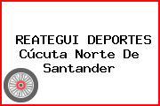 REATEGUI DEPORTES Cúcuta Norte De Santander