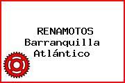 RENAMOTOS Barranquilla Atlántico