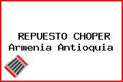 REPUESTO CHOPER Armenia Antioquia