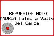 REPUESTOS MOTO ANDREA Palmira Valle Del Cauca