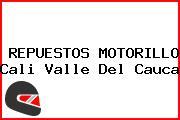 REPUESTOS MOTORILLO Cali Valle Del Cauca