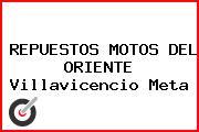 REPUESTOS MOTOS DEL ORIENTE Villavicencio Meta