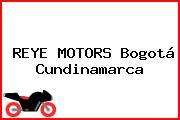 REYE MOTORS Bogotá Cundinamarca
