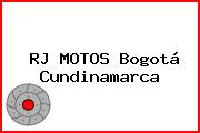 RJ MOTOS Bogotá Cundinamarca