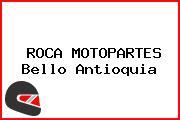 ROCA MOTOPARTES Bello Antioquia