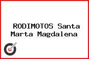 RODIMOTOS Santa Marta Magdalena