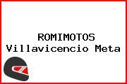 ROMIMOTOS Villavicencio Meta