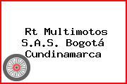 Rt Multimotos S.A.S. Bogotá Cundinamarca