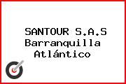 SANTOUR S.A.S Barranquilla Atlántico