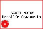 SCOTT MOTOS Medellín Antioquia