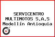 SERVICENTRO MULTIMOTOS S.A.S Medellín Antioquia